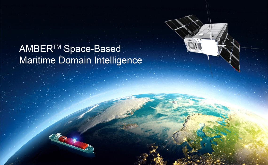 AMBER (TM) Space-Based Maritime Domain Intelligence