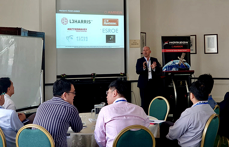 On 4 December, 2019 Horizon Technologies held an Amber users' workshop in Singapore at the historic Singapore Cricket Club.