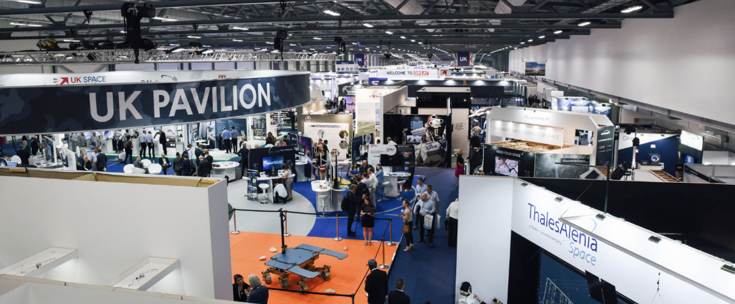 Horizon Technologies will be exhibiting at SPACE-COMM expo at the Farnborough International Exhibition and Conference Centre